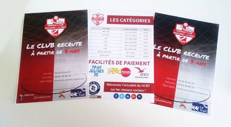 flyers-handball-brotonne-le-trait